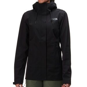 NWT The North Face Apex Flex Black Weather Jacket